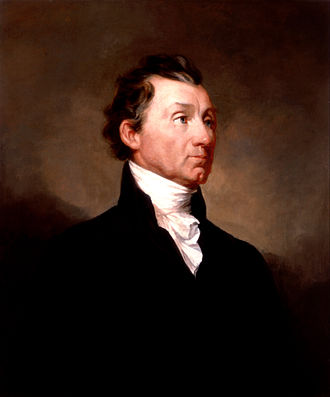 Presidency of James Monroe - Monroe (circa 1819)