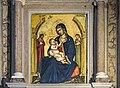 San Francesco della Vigna (Venice) - Choir - Left side of vestibule - Madonna dell'Umiltà.jpg