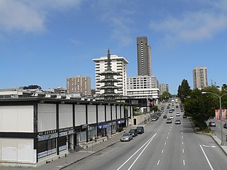Japan Center (San Francisco) - Image: San Francisco 026 (491882046)