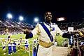 San Jose State University Marching Band Drum Major 01.jpg