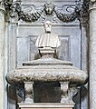 San Salvador Interno - Monumento al procuratore Andrea Dolfin - Busto di Andrea Dolfin da Girolamo Campagna.jpg
