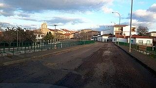 Sancti-Spíritus, Salamanca Municipality in Castile and León, Spain