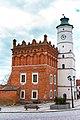 Sandomierz Town Hall 2015.jpg