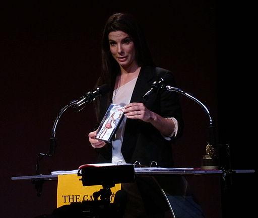 Sandra Bullock at 2010 Razzies cropped