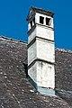 Sankt Georgen am Laengsee Stiftsgebaeude N-Trakt Schornstein 12092015 1512.jpg