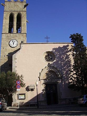Argentona - Image: Sant Julià Argentona