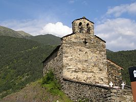Església de Sant Serni de Nagol