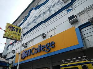 STI College - STI College Campus, Santa Cruz, Laguna