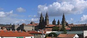Altstadt von Santiago