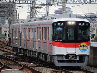 Sanyo 6000 series Japanese train type