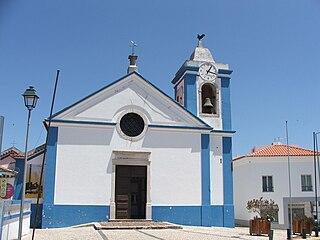 Odemira Municipality in Alentejo, Portugal