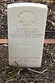 Sapper L W T Merritt gravestone in the Wagga Wagga War Cemetery.jpg