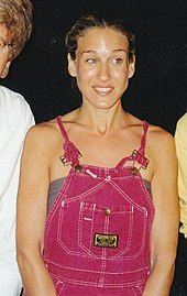 parker at the rehearsal for the 1999 emmy awards