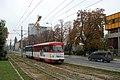 Sarajevo Tram-257 Line-3 2011-10-23 (2).jpg