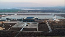 Saratov Gagarin airport April 2019.jpg