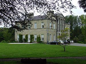 Lucan, Dublin - Residence of the Italian Ambassador