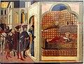 Sassetta, il beato ranieri rasini da sansepolcro appare a un cardinale nel sonno, 1444,1.jpg