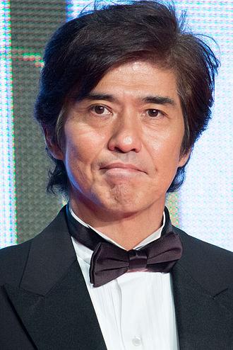 Kōichi Satō (actor) - Koichi Sato at 28th Tokyo International Film Festival