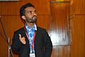 Saurabh Das - Presentation - Understanding the Role of Hashtags as a News Filter a Case Study of the 2014 Gaza Conflict - Bengali Wikipedia 10th Anniversary Celebration - Jadavpur University - Kolkata 2015-01-09 2998.JPG