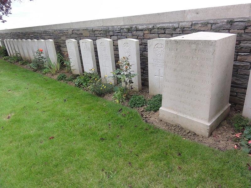 Savy British Cemetery