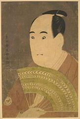 Sawamura Sojuro III as Ogishi Kurando