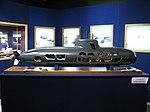 Scale 1-25 Model of Type 212 Submarine Salvatore Todaro (S 526) - Mostra istituzionale della Marina Militare (Sept. 2008) - Villa Genoese Zerbi (Reggio Calabria) - Italy - (3).jpg