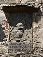 Scarperia, palazzo dei vicari, stemmi in facciata 10 pucci.jpg