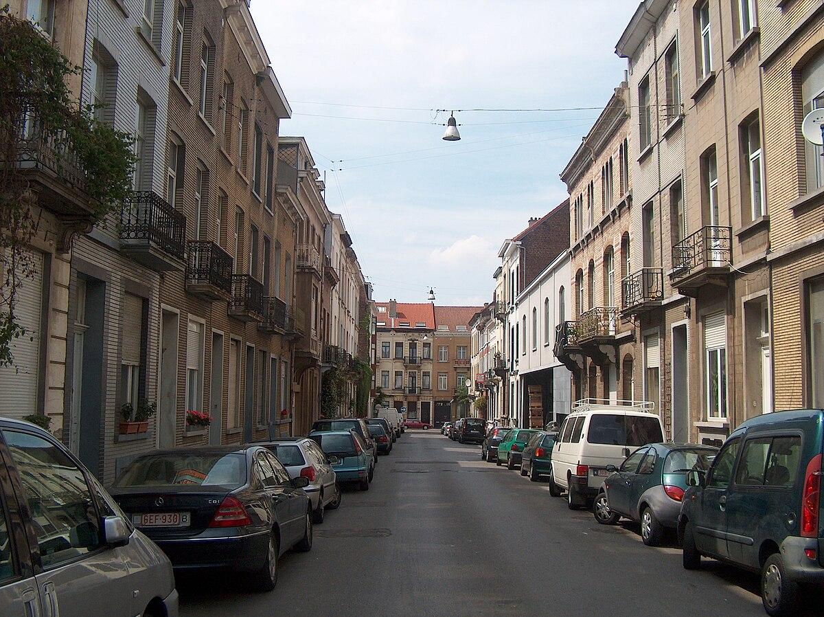 Rue de moerkerke wikip dia - Roi du matelas schaerbeek ...