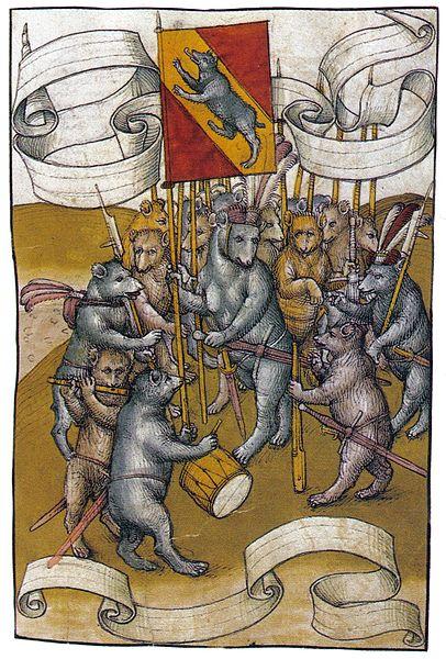 File:Schilling, Spiezer Chronik, Bern im Laupenkrieg.jpg