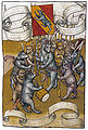 Schilling, Spiezer Chronik, Bern im Laupenkrieg.jpg