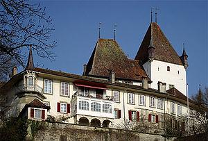 Worb Castle - Image: Schloss Worb