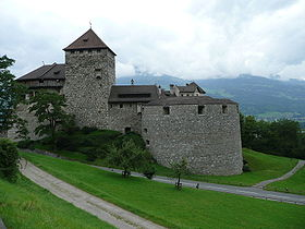 Image illustrative de l'article Château de Vaduz