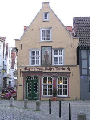 Schnoor - Image: Schnoor Quarter, bremen 0049