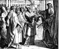 Schnorr von Carolsfeld Bibel in Bildern 1860 060