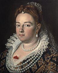 Portrait of Grand Duchess Bianca Capello (1548-1587)