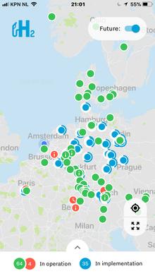 Shell Tankstellen Karte.Wasserstofftankstelle Wikipedia
