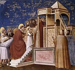 La Présentation de la Vierge au temple