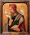 Scuola spagnola, santi e profeti, 1500 ca. 05 isaia.jpg