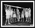 Sea Bass Caught Off Deep Water Pier, Weight in Excess of 200 Pounds, being Held by Fine Angler and Many Admirers - NARA - 26464930.jpg