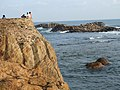 Sea and Ramparts - Fort District - Galle - Sri Lanka (14050149046).jpg