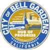 Official seal of Bell Gardens, California