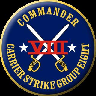 Carrier Strike Group 8