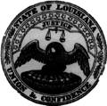 Seal of Louisiana (1877).png