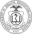 Seal of the United States Department of Health, Education, and Welfare.png