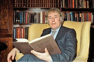 Seamus Heaney Irish poet, playwright, and translator (1939–2013)