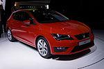 Seat - Leon - Mondial de l'Automobile de Paris 2012 - 002.jpg