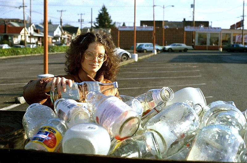 ¿Cómo reciclar vidrio en casa?