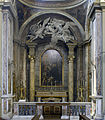 Second chapel on left in San Lorenzo in Lucina (Rome) HDR.jpg