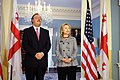 Secretary Clinton Holds a Bilateral Meeting With Georgian Foreign Minister Vashadze (5455898223).jpg
