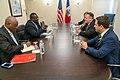 Secretary Pompeo Meets with Haitian Foreign Minister Edmond (49429640587).jpg